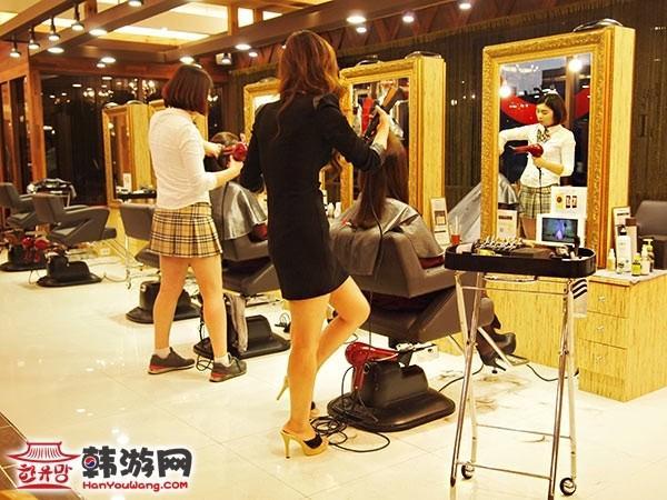 韩国朴浩准发型工作室9