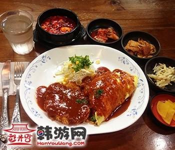 韩国淑明女大河马食物韩餐厅