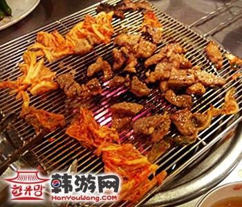 韩国豚牛烤肉连锁店(庆熙大店)