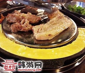 韩国姜虎东烤肉店