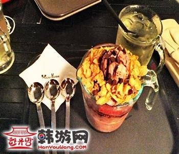 韩国Mouse Rabbit Coffee艺声明星店