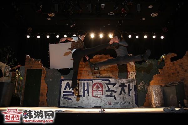 话剧《追击者》_韩国景点_韩游网