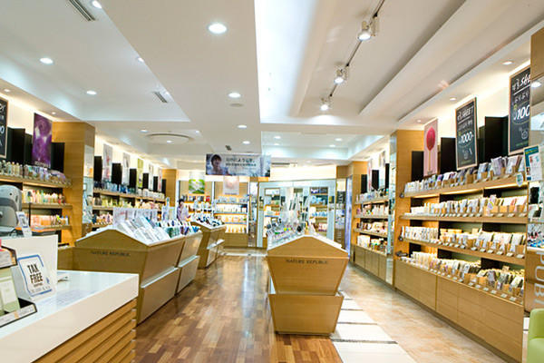 韩国化妆品Nature Republic明洞国际店7