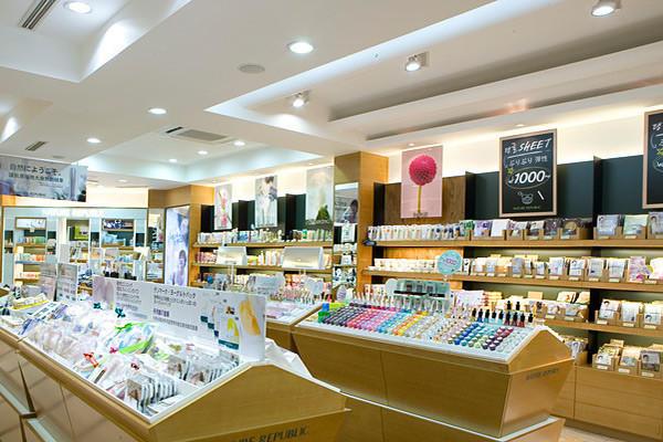 韩国化妆品Nature Republic明洞国际店8