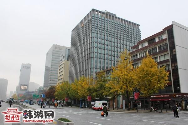 光化门广场_韩国景点_韩游网