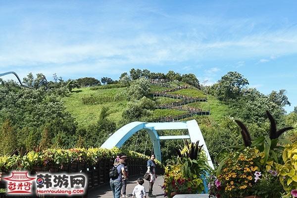 韩国蓝天公园22