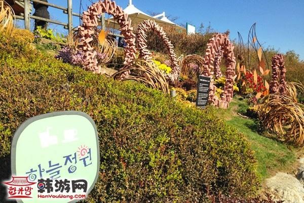韩国蓝天公园31
