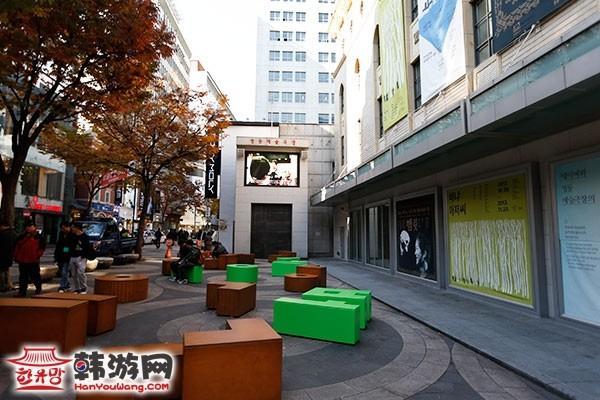 明洞艺术剧场_韩国景点_韩游网