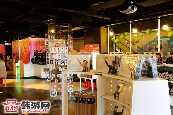 SM公司明星店Everysing8
