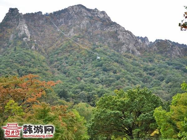 雪岳山_韩国景点_韩游网