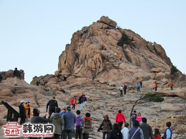 韩国雪岳山13