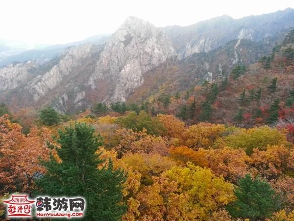 韩国雪岳山11