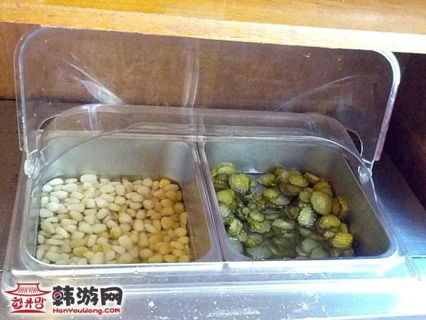 韩国外大辣味拉面小店