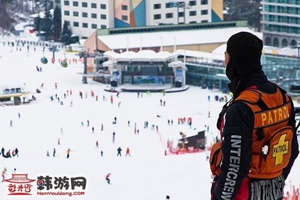 Welli Hilli Park滑雪渡假村_韩国景点_韩游网
