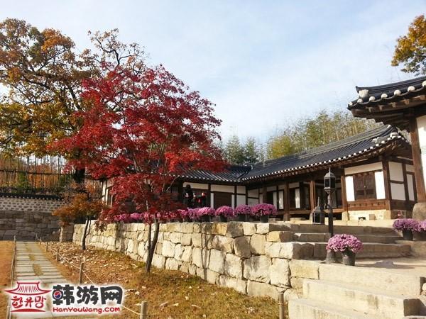 北首尔梦之林公园_韩国景点_韩游网