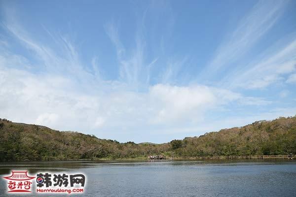 韩国济州岛汉拿山