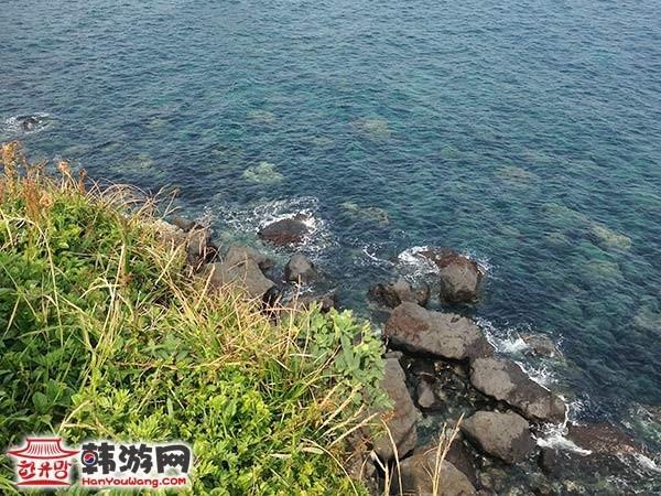济州岛涉地岬(涉地可支)_韩国景点_韩游网