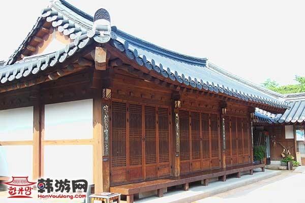 南山谷韩屋村_韩国景点_韩游网