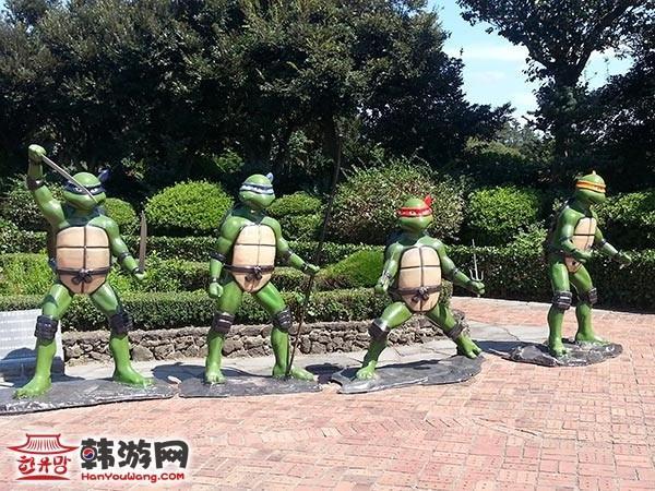 济州岛小人国主题乐园