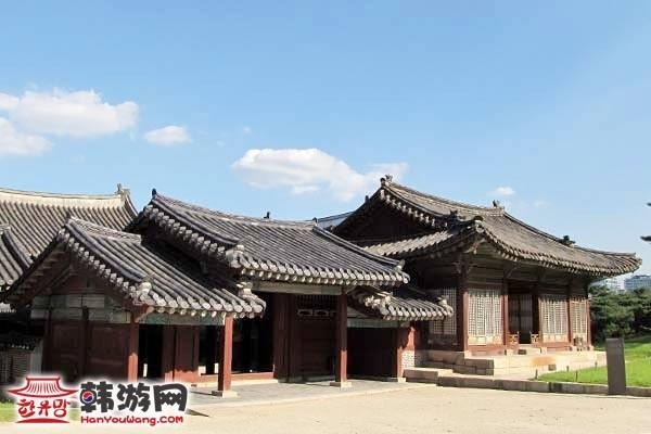 昌庆宫_韩国景点_韩游网