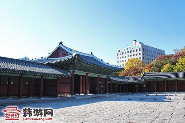 庆熙宫_韩国景点_韩游网