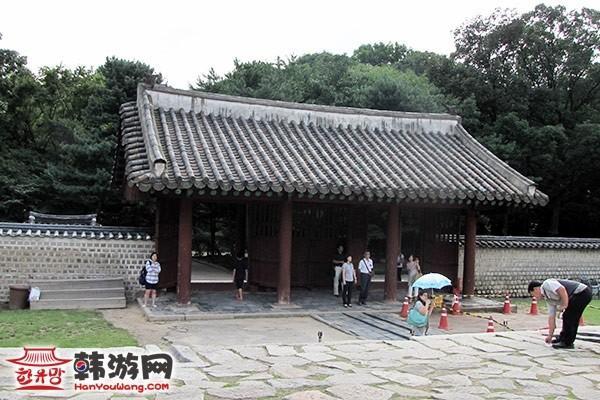 韩国首尔宗庙2