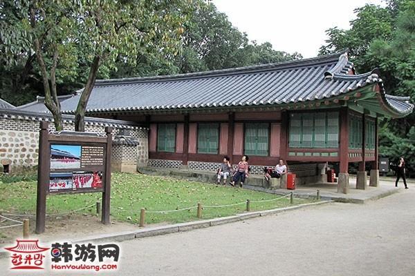 韩国首尔宗庙4