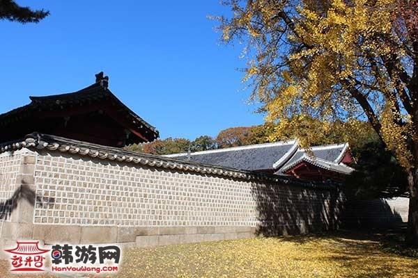 韩国首尔宗庙1