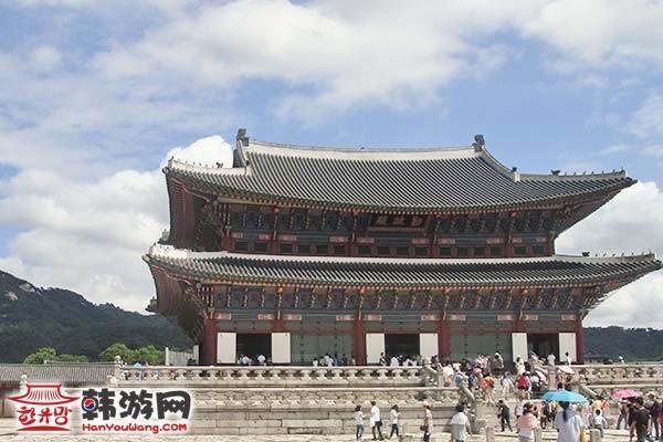 景福宫_韩国景点_韩游网