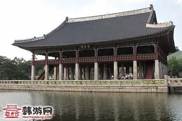 韩国首尔景福宫2