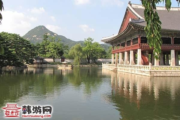 韩国首尔景福宫3