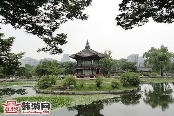 韩国首尔景福宫4