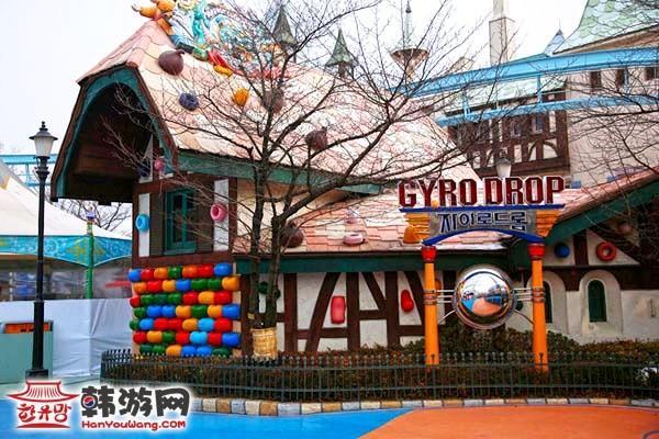 韩国首尔乐天世界
