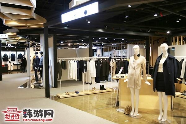 LOTTE FITIN 乐天菲特茵东大门购物商场