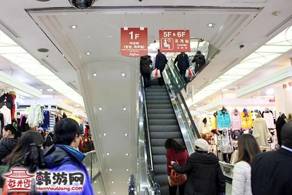 东大门时尚购物商城都塔 Doota_韩国购物_韩游网