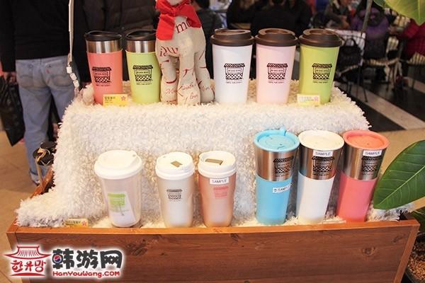 东大门人气咖啡店BEANSBINS COFFEE