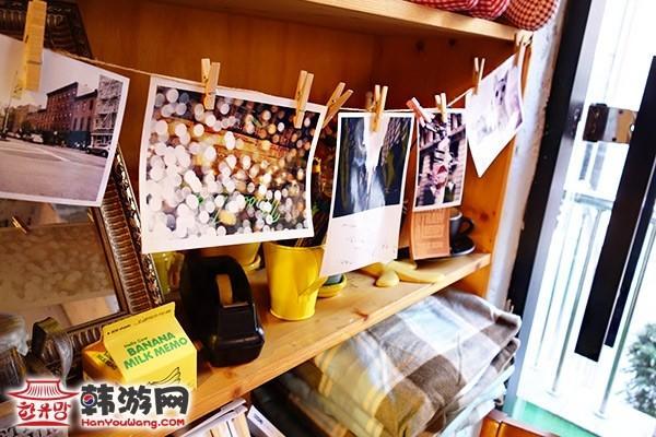 新沙洞banana tree(花盆蛋糕)咖啡館_韓國美食_韓遊網