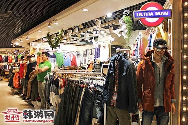 ULTRA MAN男装东大门doota店_韩国购物_韩游网