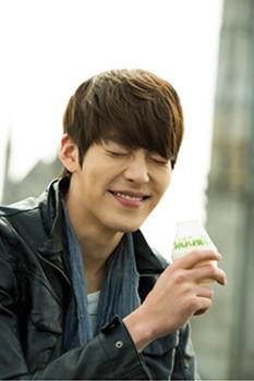 韩国香蕉牛奶代言明星