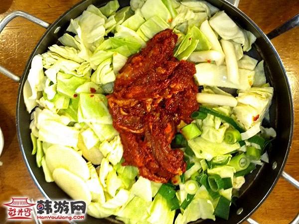 韩国美食柳家鸡排3