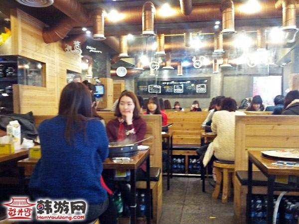 韩国美食柳家鸡排6