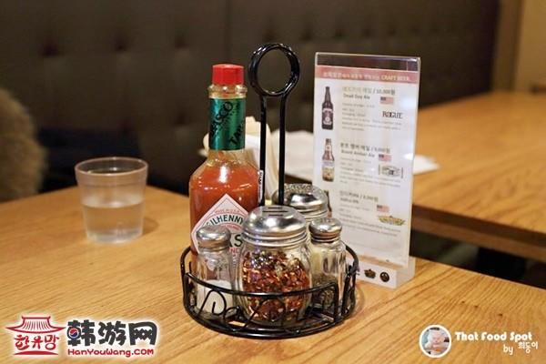 江南BRICK OVEN西餐厅_韩国美食_韩游网