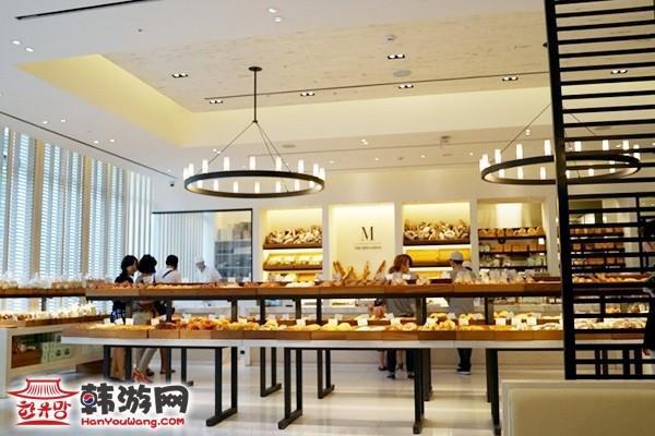 江南THE MENAGERIE面包咖啡坊_韩国美食_韩游网