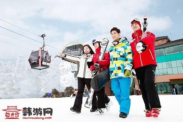 大明维瓦尔第公园滑雪场1