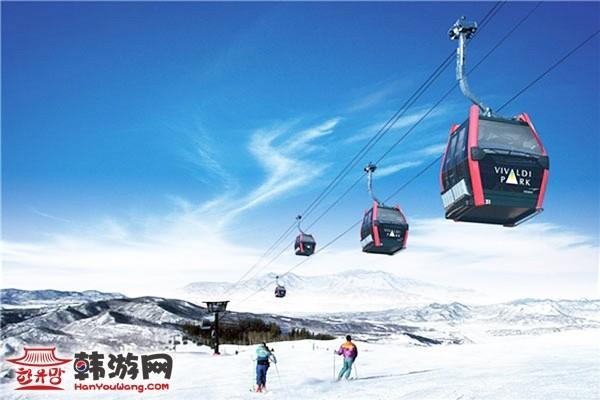 大明维瓦尔第公园滑雪场2