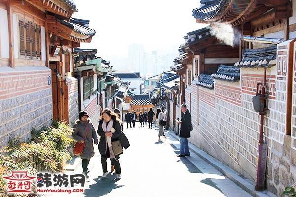 韩国北村2