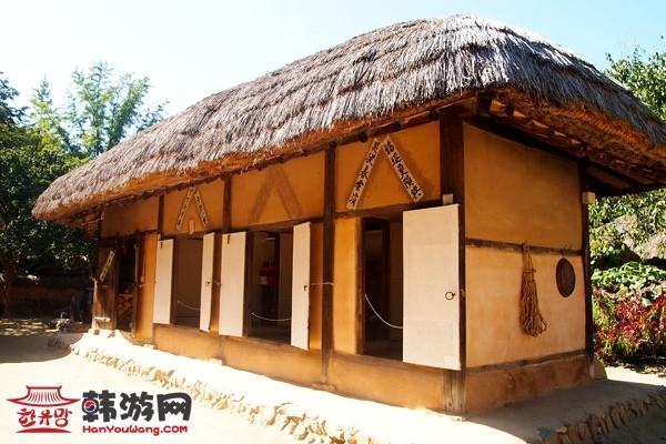 韩国民俗村