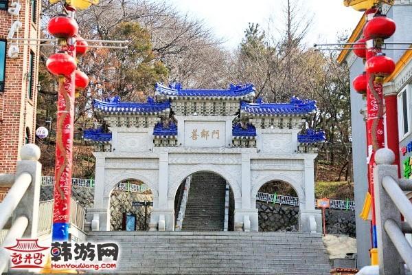 仁川中国城_韩国景点_韩游网