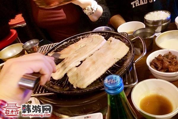 回基站seorae烤肉店_韩国美食_韩游网