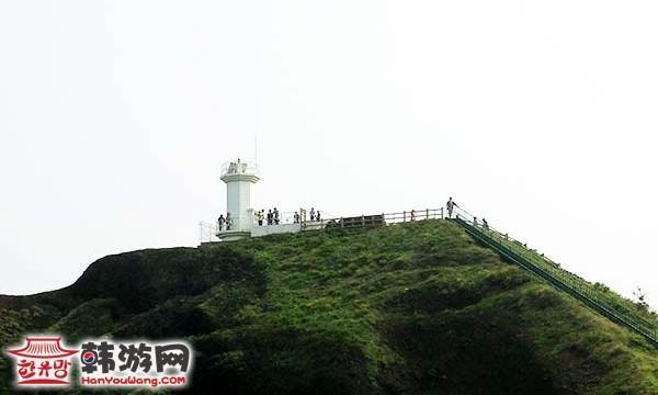 济州岛涉地岬(涉地可支)